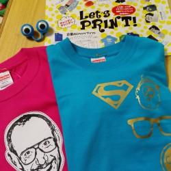 八代店でもプリントTシャツの御注文承っております