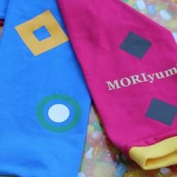 MORIyumiから新作のアームカバー出来上がりました(^^♪
